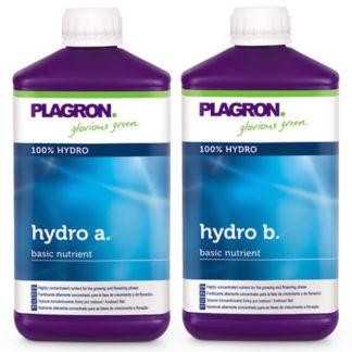 Hydro A-B Plagron Fertilizzanti Crescita e Fioritura