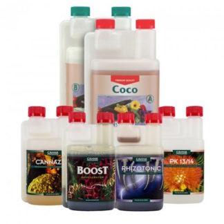 Canna Coco Kit Starter Pack - kit completo di fertilizzanti