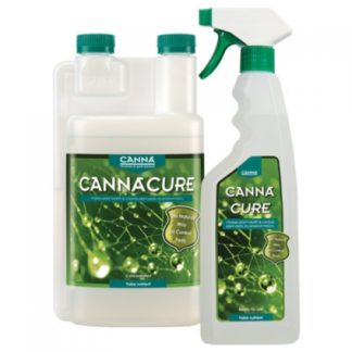 Canna Cure Antiparassitario Naturale e Stimolatore Crescita Pronto all'Uso