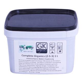 GUANOKALONG Complete Organics Fertilizzante Organico Crescita Fioritura