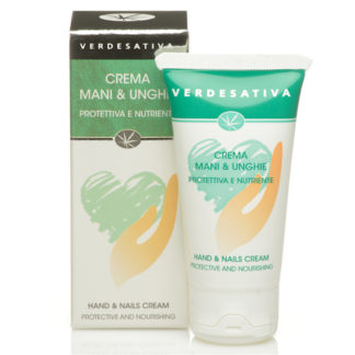 Crema Mani e Unghie Idratante Protettiva Rinforzante