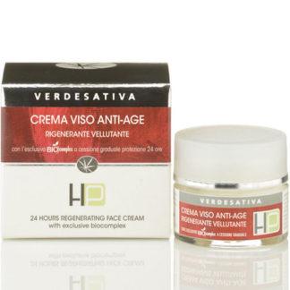 Crema Viso Anti Age HP Biocomplex Rigenerante e Vellutante