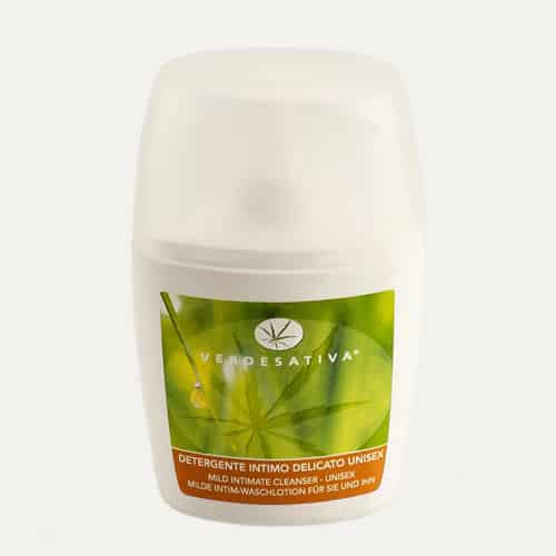 Detergente Intimo Unisex Canapa e Tea Tree Verdesativa