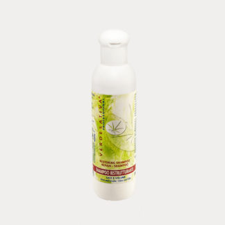Shampoo Ristrutturante Luce e Volume con Olio di Canapa