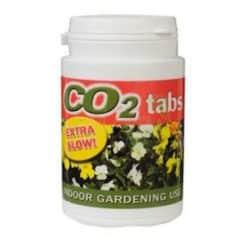 CO2 Tabs rilascio extra lento 60 pz coltivazione indoor gardening