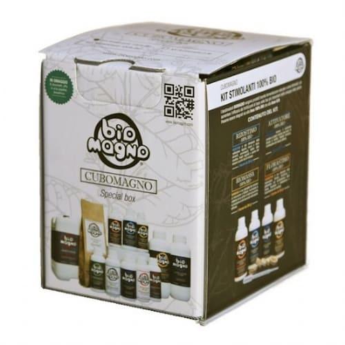 CUBOMAGNO Kit Stimolanti 100% BIO - BioMagno