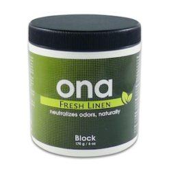 ONA BLOCK Fresh Linen 170 gr