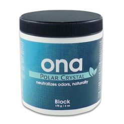 ONA BLOCK Polar Crystal 170 gr