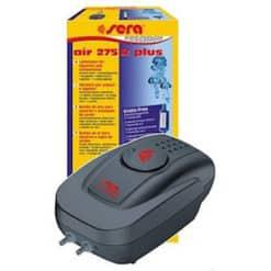 Pompa ossigenzazione Sera Areatore Air Plus 2 vie 275 L:H