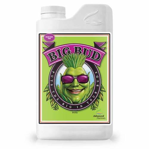 Big Bud Advanced Nutrients il Booster definitivo per fiori e frutti giganti