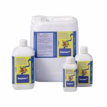 Enzymes+ NP Advanced Hydroponics Enzimi 100% Biologico