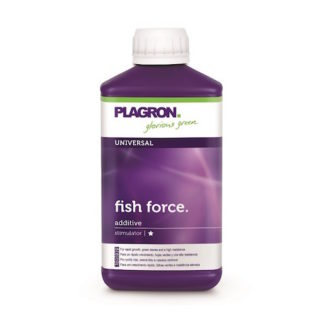FISH FORCE Plagron Fertilizzante Crescita