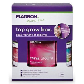 Top Grow Box Terra 100% Kit Fertilizzanti Plagron
