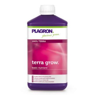 Terra Grow Plagron Fertilizzante per la Crescita Vegetativa