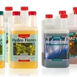 canna hydro fertilizzanti idroponica