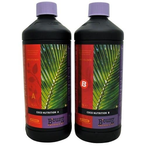 Atami B'Cuzz COCO A+B Fertilizzanti per Coltivazione in Fibra di Cocco