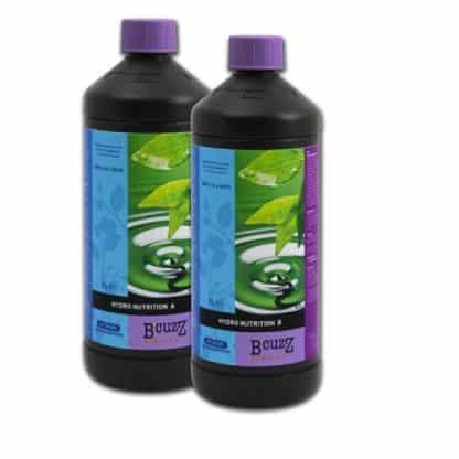 Atami B'Cuzz Hydro A+B Nutrition - Fertilizzanti Crescita e Fioritura per Sistemi Idroponici