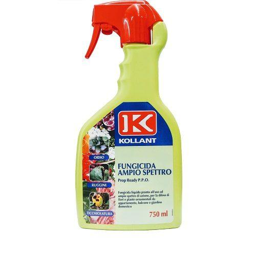 Fungicida ad Ampio Spettro per Funghi-Malattie Oidio-Fusarium Prop Ready Kollant 750 ml