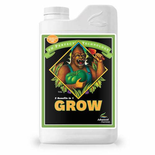 pH Perfect Grow Advanced Nutrients nutrimento azotato per crescita vegetativa