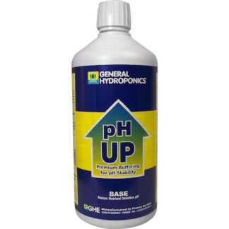 pH UP GHE Regolatore di pH Formula specifica per regolare e stabilizzare il pH