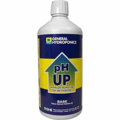 pH UP GHE Regolatore di pH Formula specifica per regolare e stabilizzare il pH