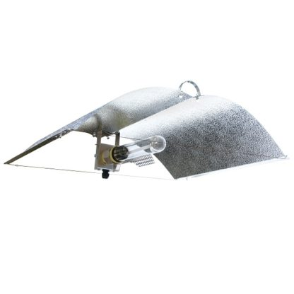 Adjust a Wing Enforcer Small Riflettore per Lampade CFL-HPS-MH Coltivazione Indoor