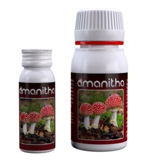 Amanitha Fungicida Agrobacterias (ex Oidio Killer) contro Funghi-Oidio-Botrite