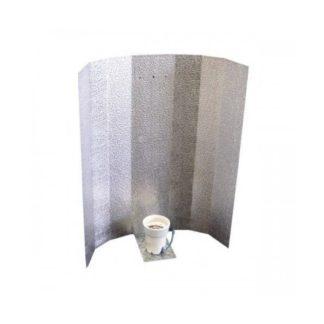 Riflettore Long Gloss Rinforzato Martellato 50 V per Lampade CFL-HPS