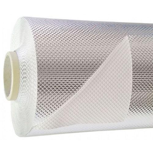 Telo Mylar Diamantato Silver Lightite Riflettente per Grow Room Grow Box