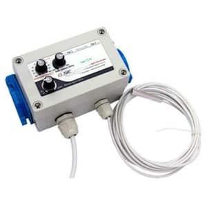 GSE Centralina Temperatura e Sottopressione - Controller Analogico
