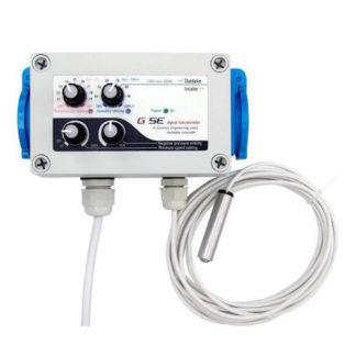 GSE Centralina Controllo Temperatura Umidità e Sottopressione