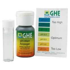 pH TEST KIT GHE - Il giusto pH salva le tue piante!