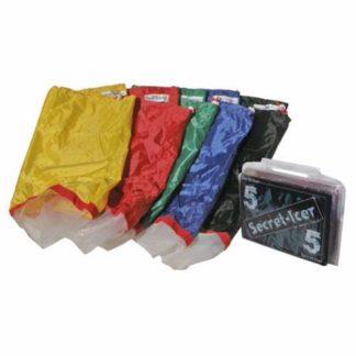 Secret Icer 5 Sacchi Ice O Lator - Setacci per l'Estrazione a Freddo di Resina e Polline