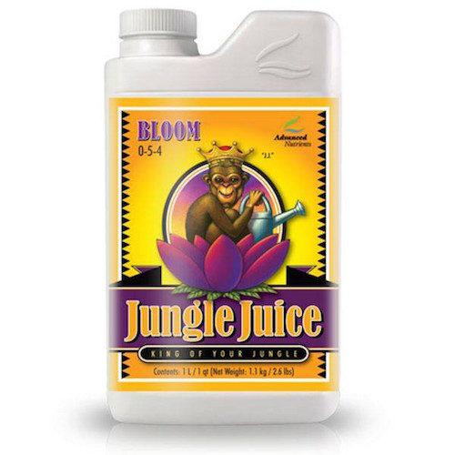 Jungle Juice Bloom Advanced Nutrients Fioritura Esplosiva per Cocco e Argilla