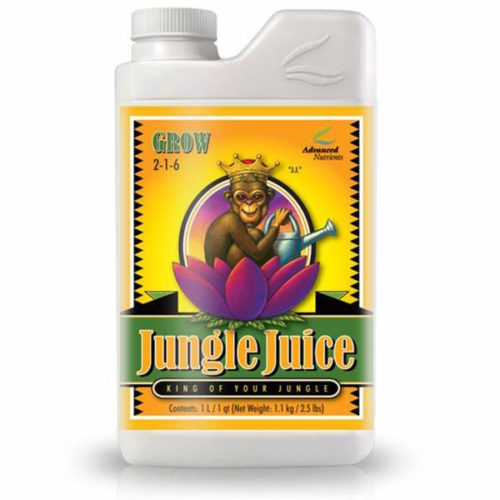 Jungle Juice Grow Advanced Nutrients Crescita Rigogliosa per Cocco e Argilla