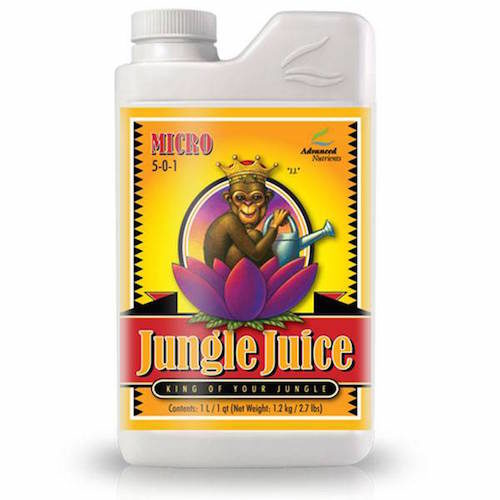 Jungle Juice Micro Advanced Nutrients Microelementi per coltivazioni in substrati inerti