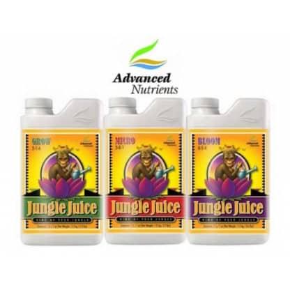 JUNGLE JUICE PACK Advanced Nutrients (3x1L) per Idroponica