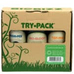 Biobizz Try Pack Outdoor Kit Fertilizzanti Otganici Completo