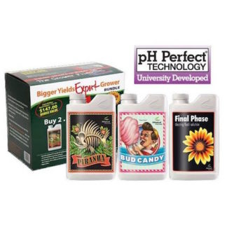 EXPERT GROWER Bundle Advanced Nutrients Kit Fertilizzanti