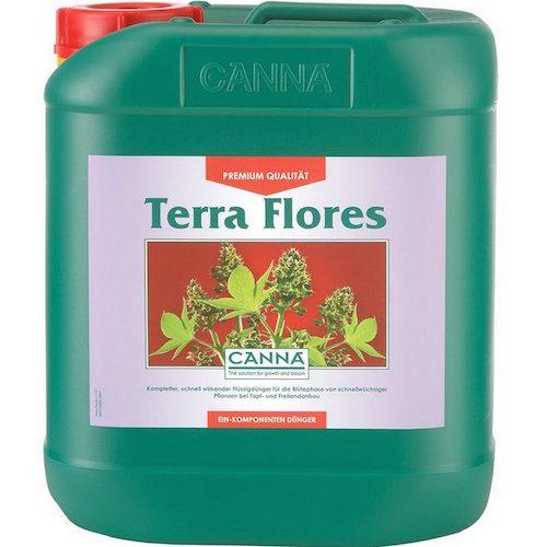 CANNA TERRA FLORES 5L Fertilizzante Fioritura