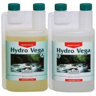 Canna Hydro Vega A+B - fertilizzanti per coltivazione idroponica specifici per la Crescita Vegetativa