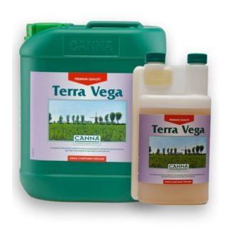 Canna Terra Vega Fertilizzante Stimolatore Crescita per Coltivazione indoor