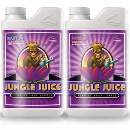 Jungle Juice Bloom A-B Advanced Nutrients Fertilizzanti Fibra di Cocco