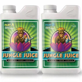 Jungle Juice Grow A+B Advanced Nutrients Fertilizzante specifico per coltivazione in fibra di Cocco