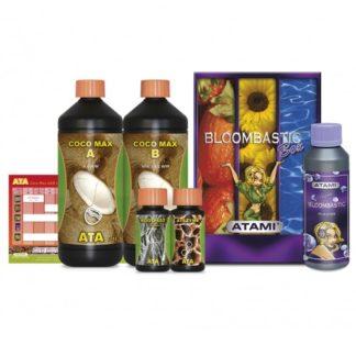 Mega Pack ATA COCO Bloombastic Box - Kit Fertilizzanti completo per coltivazione in cocco