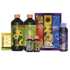 Mega Pack ATA Terra Bloombastic Box - Fertilizzanti per tutto il ciclo dalla crescita alla fioritura