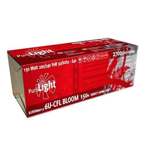 Lampada CFL Bloom 150W Pure Light 150W per Fioritura
