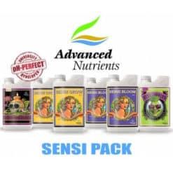 SENSI PACK pH PERFECT Advanced Nutrients Kit Fertilizzanti
