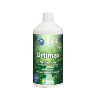 GHE Organics Urtimax (ex Urtica) concime liquido a base di ortiche fermentate