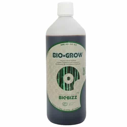 Biobizz Bio Grow Fertilizzante Biologico per la Fase di Crescita